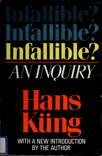 Cover of: Infallible? | Samantha Power